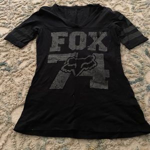 Fox riders shirt